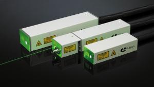 Laser à solide nanoseconde DPSS ou pompés par flashs