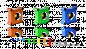Caméras multi-spectrales SILIOS