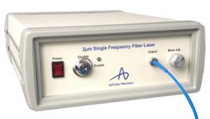 Laser à fibre 2µm CW SLM