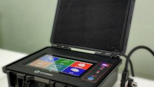 Spectromètres Raman portables
