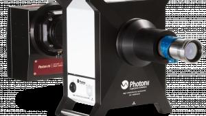 Caméras hyper-spectrales haute efficacité
