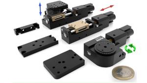 Micro-platines motorisées