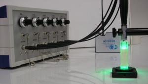 Sources à LED fibrées