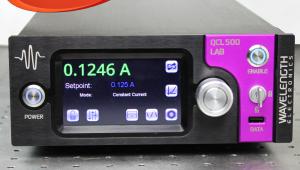 Drivers de courant pour lasers QCL