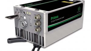 PRIMA, Laser picoseconde 3 couleurs