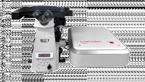 Plateforme de microscopie super-résolution universelle LiveCodim