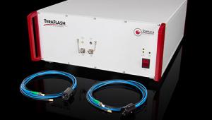 Spectromètre THz TDS TeraFlash pro