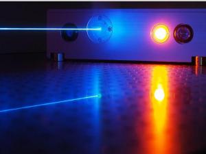 Laser ns deep UV