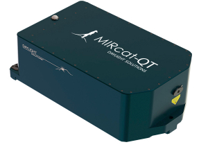 Laser ultra-accordable Mid-IR Scan Rapide