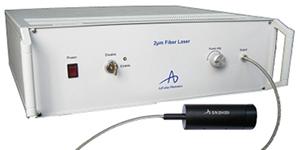 Laser à fibre 2µm CW