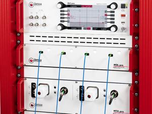 Rack pour Modules lasers Toptica