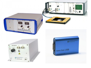 Contrôleurs & Amplificateurs Piézoélectriques