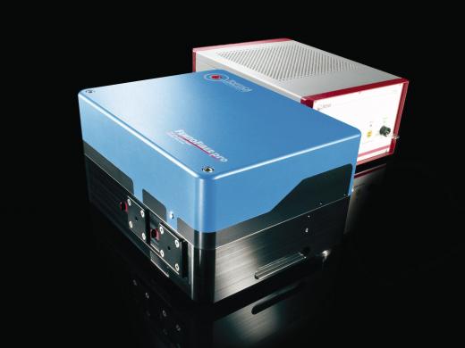 Lasers fs à fibre Toptica
