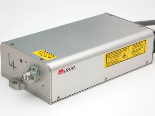 Laser ns à Q-Switch actif