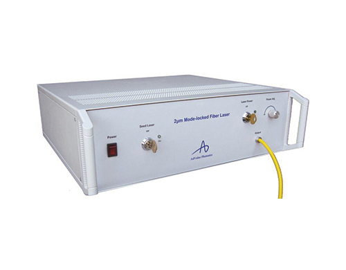 Lasers ns Q-switch 2µm