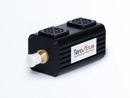 Laser sub-THz IMPATT