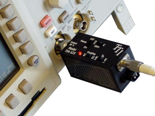 Photodétecteurs rapides