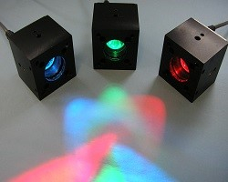 Sources LEDs multi-longueur d'onde