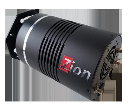 Caméra de spectroscopie ZION