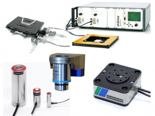 Actuateurs Piézo pour Nanopositionnements