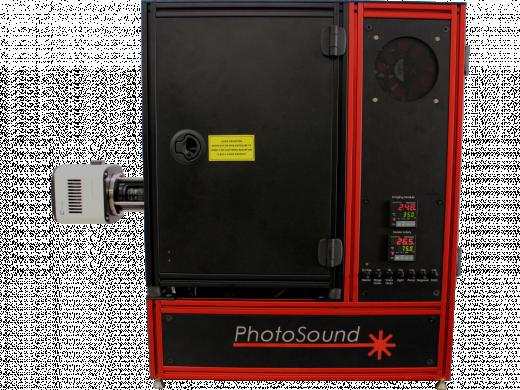 Plateforme d'imagerie photo-acoustique TRITOM