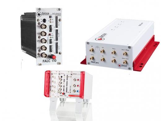 Électroniques de Lock  Laser