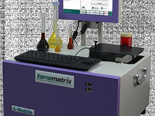 Spectromètre de Terrain à Fluorescence X - EDXRF