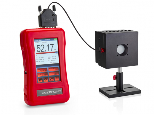 Puissance et énergie mètres laser