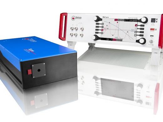 Diode Laser Cavité étendue TA pro