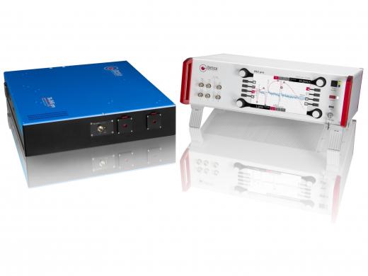 Diode Laser Cavité étendue TA-SHG pro