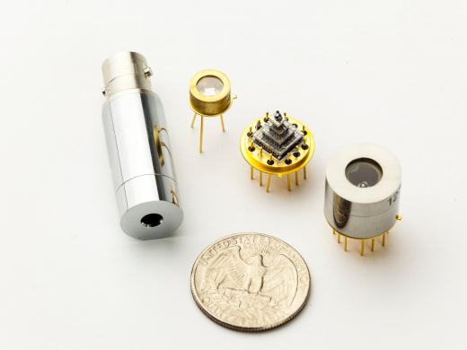 Détecteurs photoconducteurs