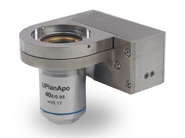 Nano-positionneur d'objectifs piezo-électrique