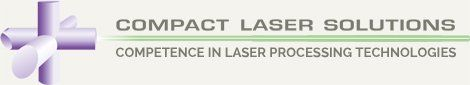 Compact Laser Solutions